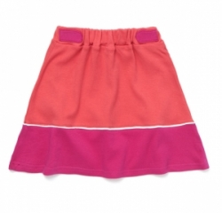Baobab- Red A line Skirt size 1 left!