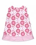 Vintage Kid Mod Blooms Dress
