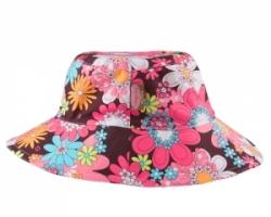 Vintage Kid - Peace Flower Hat
