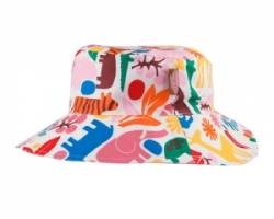 Vintage Kid - Pink Zoo Hat