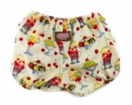 Vintage Kid - Ice Cream Sundaes Nappy Cover