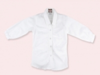 Vintage Kid -White Button up Blouse