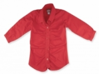 Vintage Kid- Red Blouse