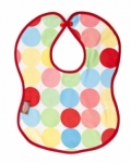 Vintage Kid - Retro Dot Bib