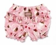 Vintage Kid - Cupcake Ruffle Pants