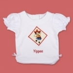 Vintage Kid - Yippee Girls T shirt