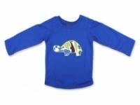 Vintage Kid - Blue Tortoise Long Sleeve Top
