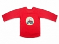 Vintage Kid - Transport Long Sleeve Top (Trike)