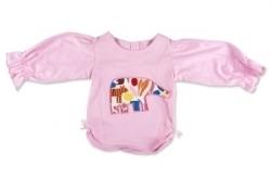 Vintage Kid - Pink Elephant Top