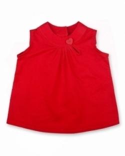Vintage Kid - Red Swing Top