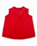 Vintage Kid - Red Swing Top