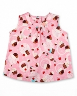 Vintage Kid - CupcakeSwing Top