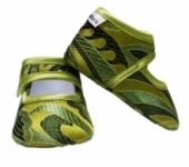 Baby Bella Maya - Limon Swirl Shoes