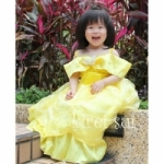 Princess Belle Dressup