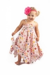 Vintage Kid- Paper Doll Hankie Dress