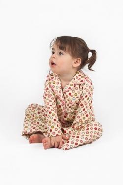 Vintage Kid - Vintage Dot Pyjamas