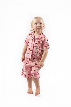 Vintage Kid - Summer Cupcake Pyjamas