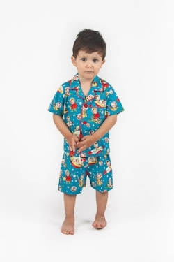 Vintage Kid - Retro Space Pyjamas