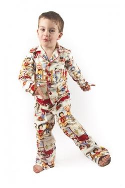 Vintage Kid - Lil Cowpokes Pyjamas