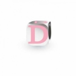 My Little Angel - Pink Letter D