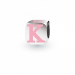 My Little Angel - Pink Letter K