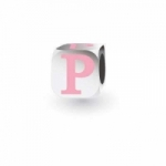 My Little Angel - Pink Letter P