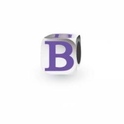 My Little Angel - Purple Letter B