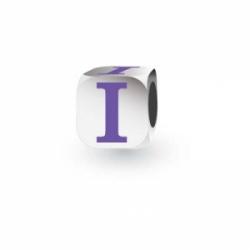 My Little Angel - Purple Letter I