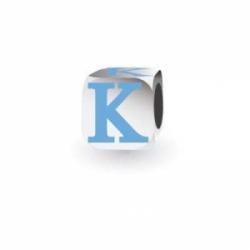 My Little Angel - Blue Letter K