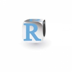 My Little Angel - Blue Letter R