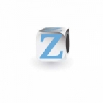My Little Angel - Blue Letter Z