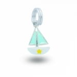 My Little Angel - Sailing Boat Charm