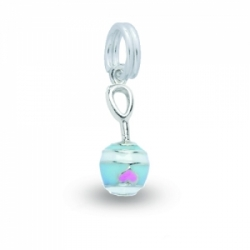My Little Angel - Shake it Baby Rattle Charm