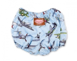 Vintage Kid - Vintage Planes Nappy Cover