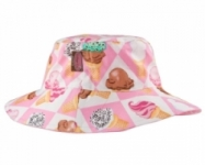 Vintage Kid - Pink Ice Creams Hat