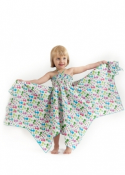 Vintage Kid - Birdie Hankie Dress