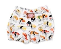Vintage Kid - Sushi Nappy Cover