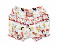 Vintage Kid - Sushi Ruffle Pants