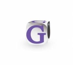 My Little Angel - Purple Letter G