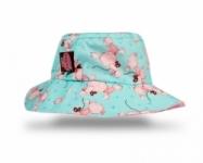 Vintage Kid - Pink Poodles Hat
