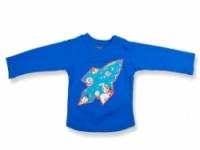 Vintage Kid - Retro Space T in Dark Blue