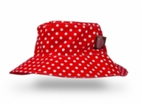 Vintage Kid - Red Dot Hat