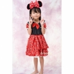 Deluxe Minnie Mouse Dressup with Headband
