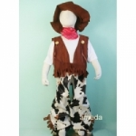 Cowboy Costume Dressup