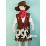 Cowgirl Costume Dressup