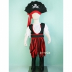Girls Pirate Dressup