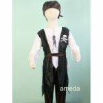 Boys Pirate Dressup
