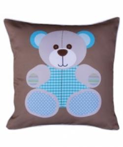 Bosco Bear - Cuddly Toys Boys - Bear Cushion 34 x 34cm