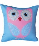 Bosco Bear - Pattern Wing Owl 45x45cm