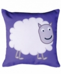 Bosco Bear - Farmyard sheep cushion 45x45cm